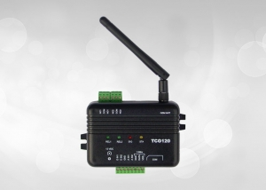 TCG120 - GSM-GPRS temperature monitoring and control