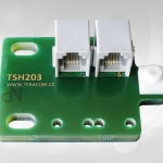 TSH203 - IP sensor for humidity and temperature