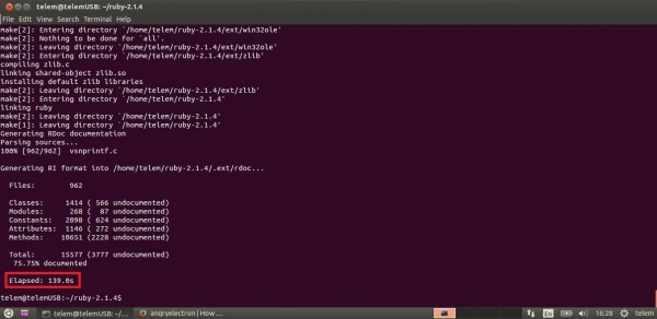 ThingSpeak-server-i3_Ruby_install